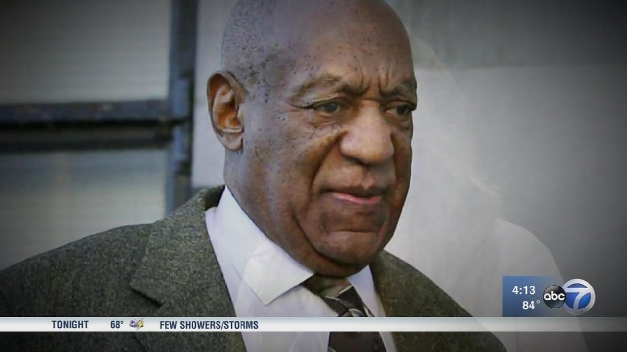 Bill Cosby thanks supporters on 5th day of deliberations at trial