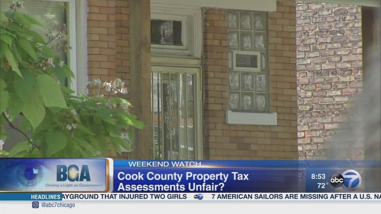 Weekend Watch: Cook County property taxes