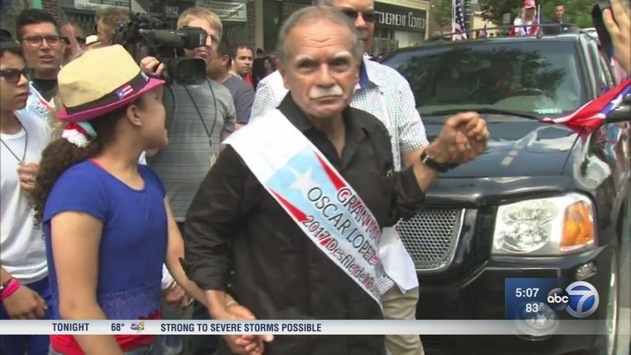 Puerto Rican parade grand marshal sparks controversy