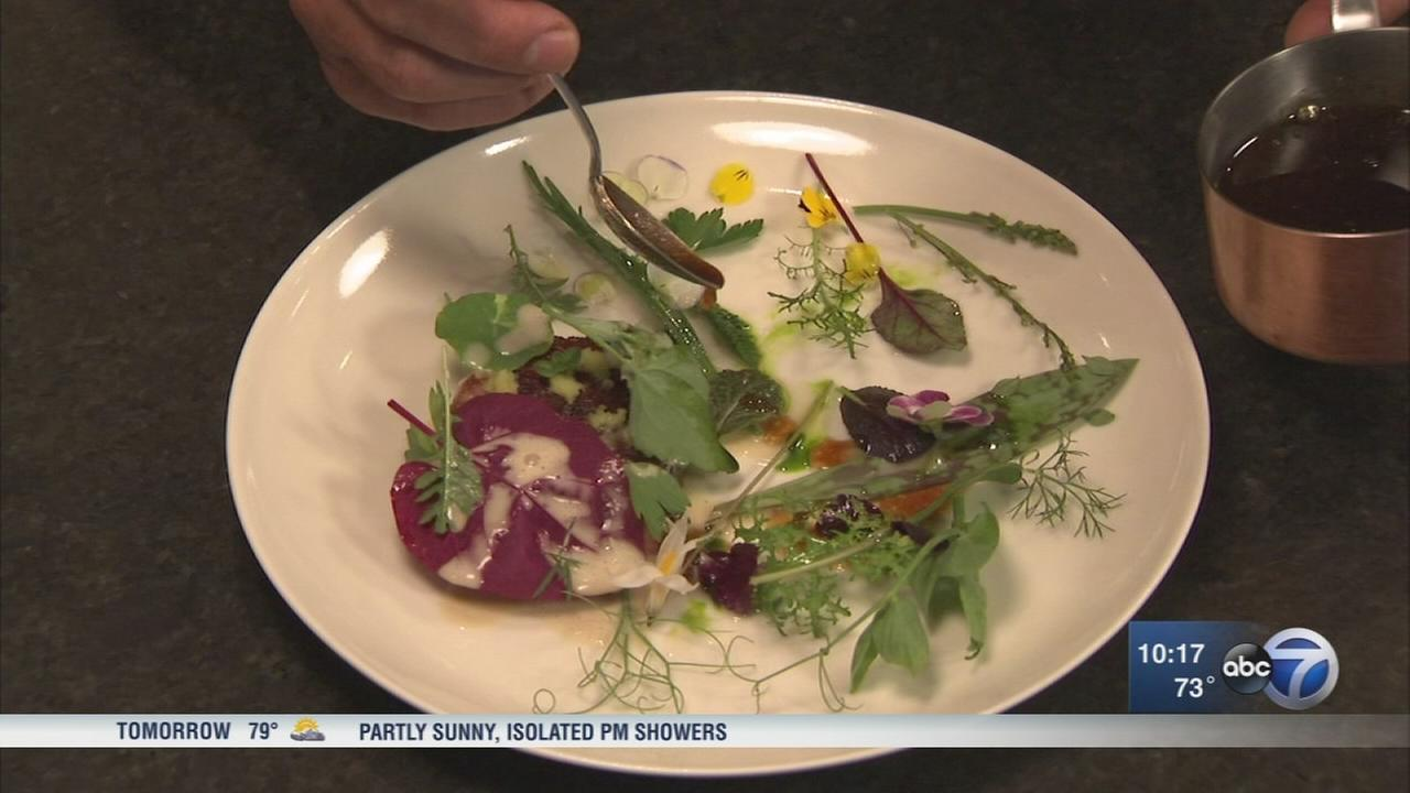 West Loop restaurant relies on single farm for ingredients