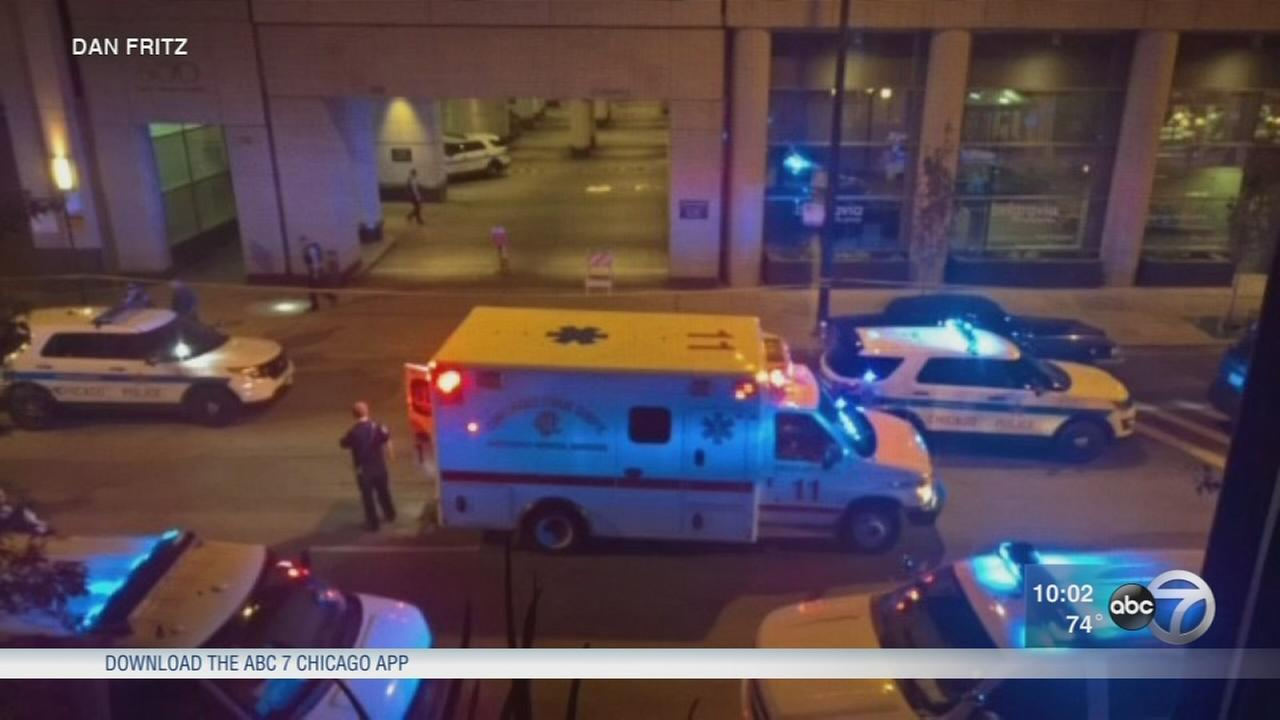 Woman, 25, fatally shot in Streeterville