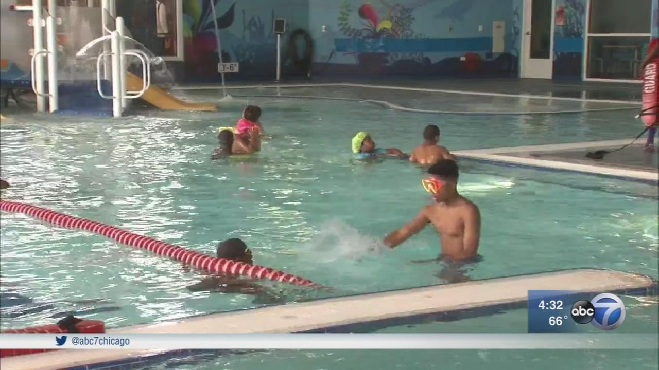 Study finds more than half of adults cant adequtely swim