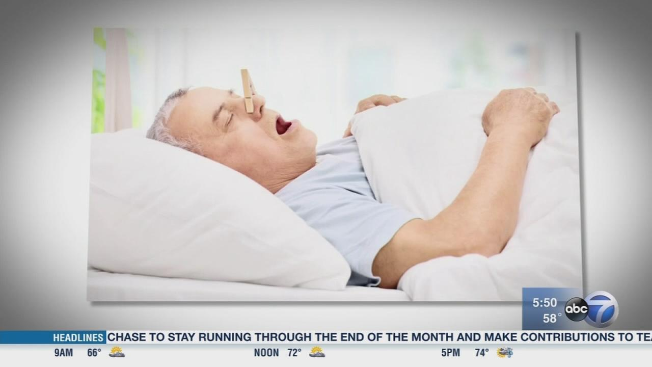 Consumer Reports: How to stop snoring