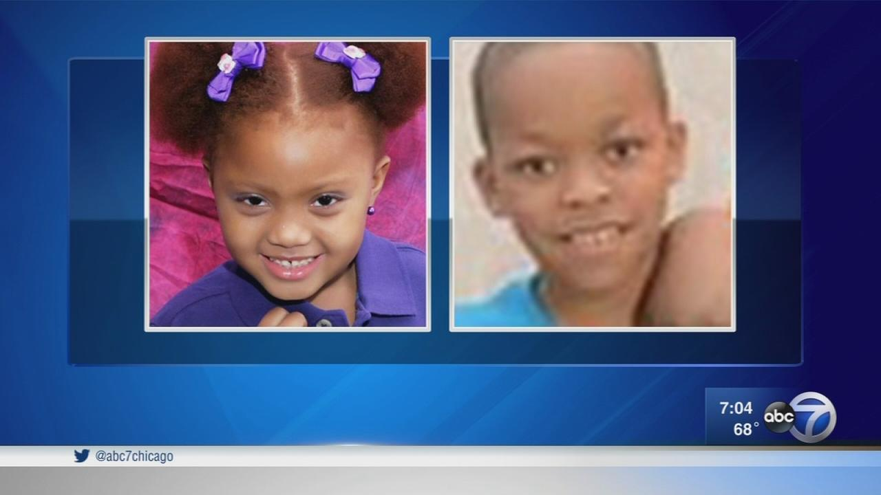 2 children wounded in separate Gary shootings