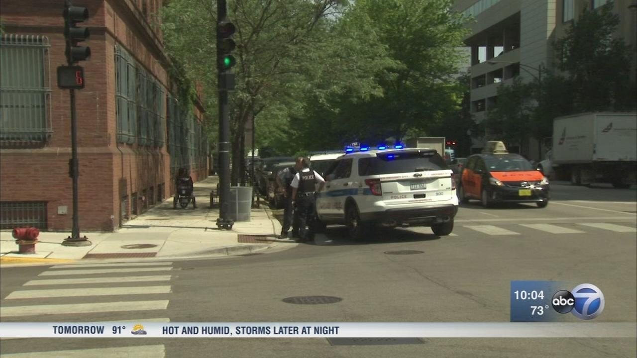 South Loop community meeting focused on crime spike
