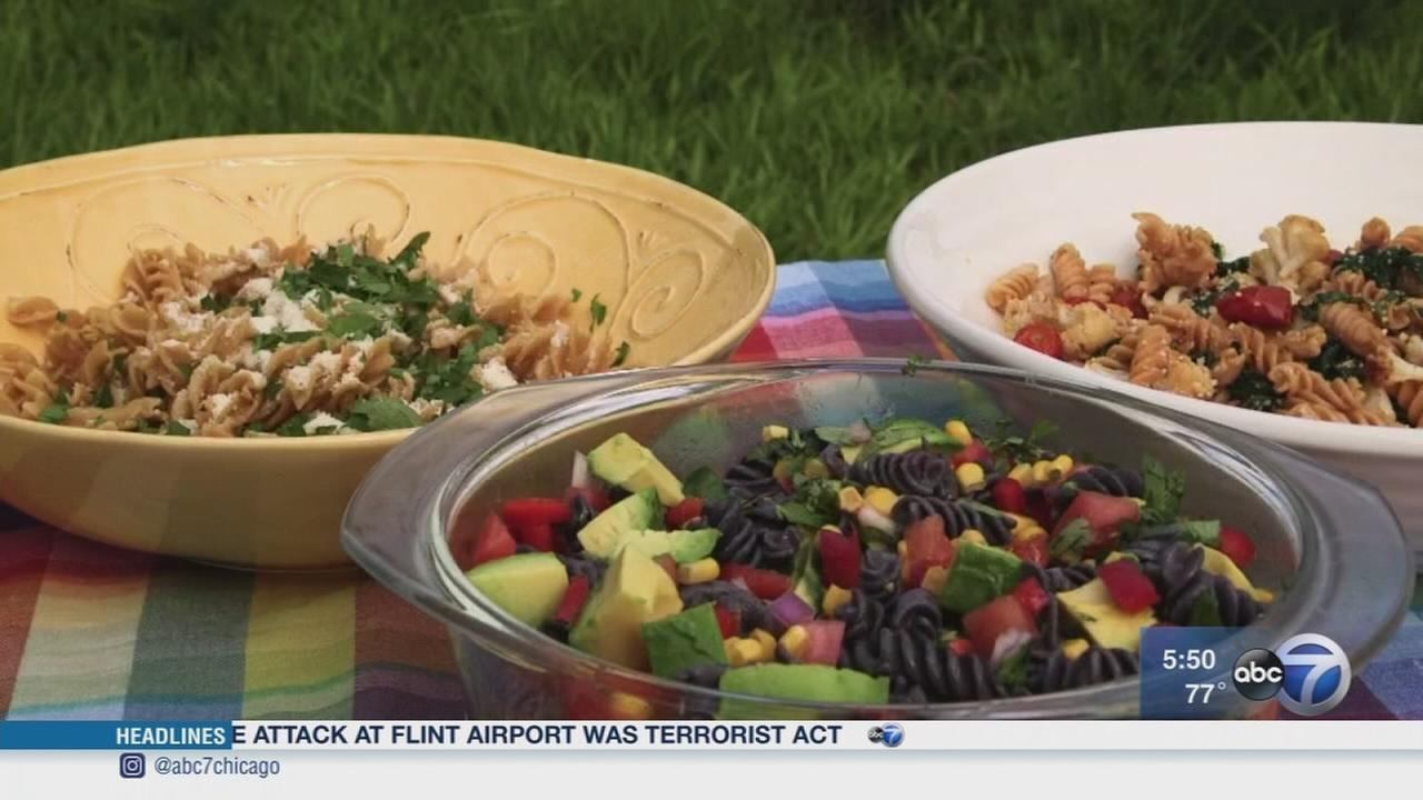 Consumer Reports: Healthy pastas for your summer BBQ