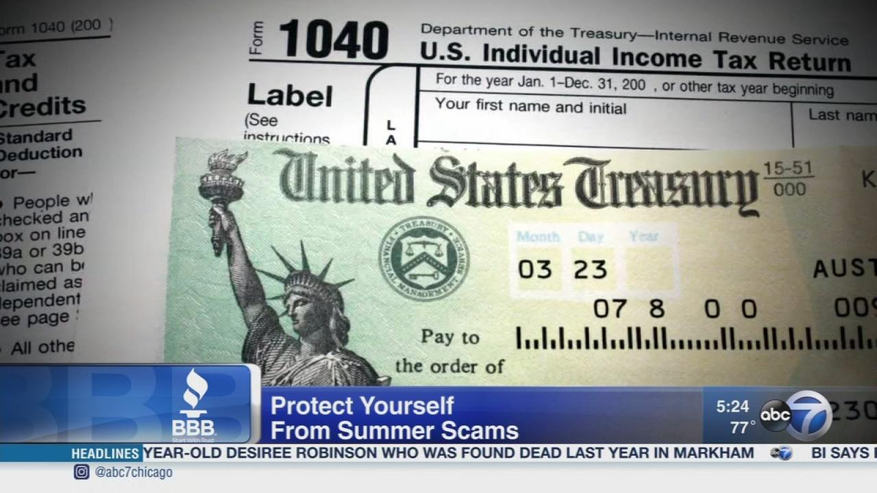 Protect yourself from summer scams