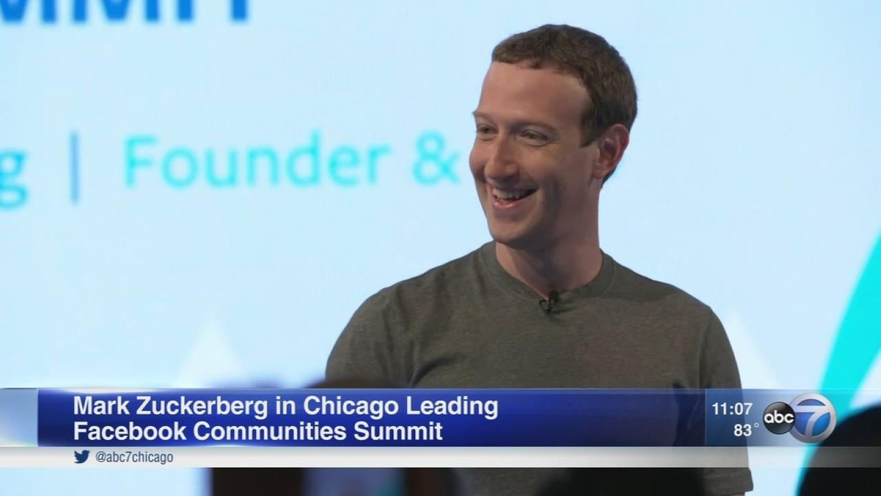 Zuckerberg changes Facebooks mission