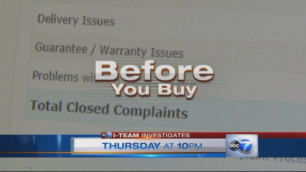 I-Team: Car Buyers Beware