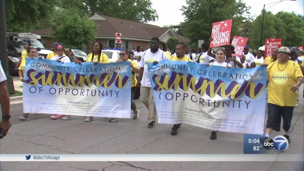 Summer of Opportunity kicks off in Austin