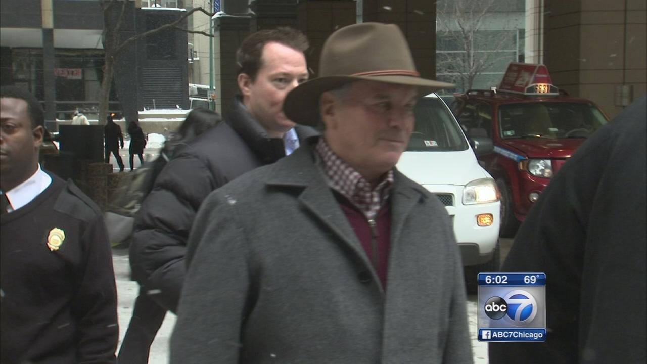 Ex-Mayor Richard Daley will not have to testify in Park Grill trial