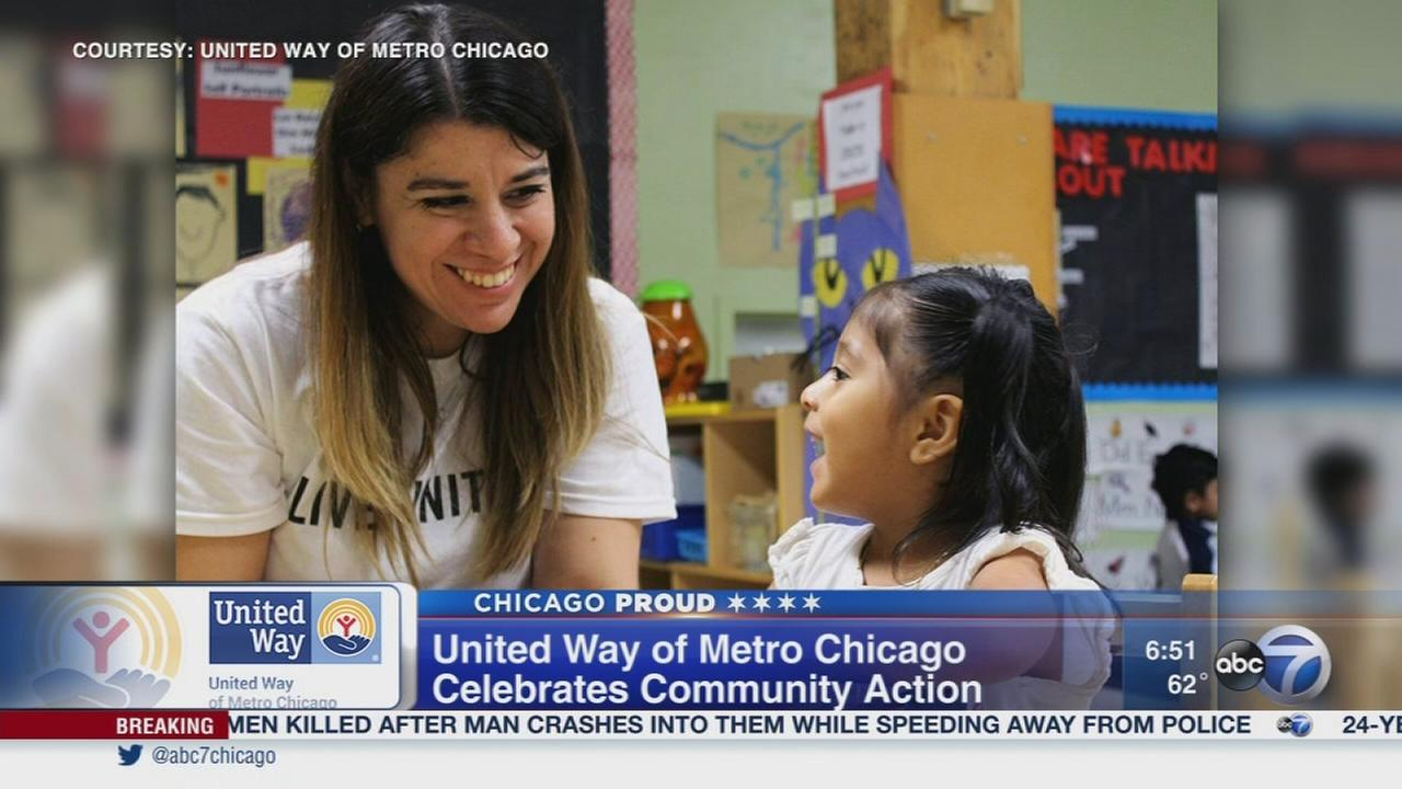 United Way celebrating community game changers