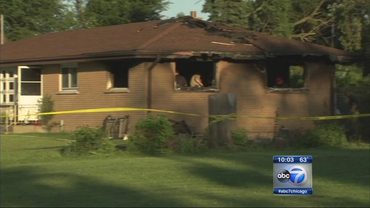 Boy, 4, killed in Bensenville house fire