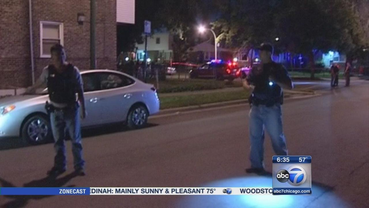2 killed, 6 injured in Chicago shootings on Wednesday
