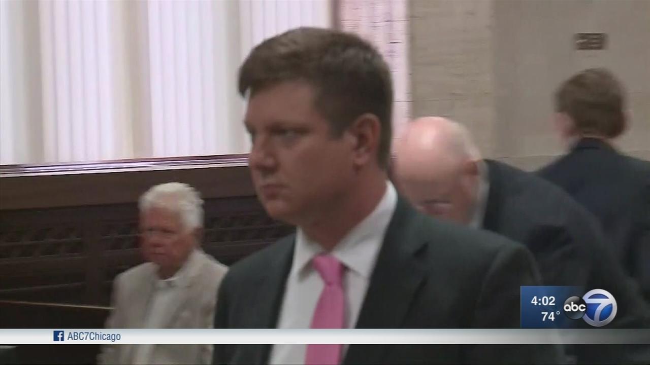 Judge allows Jason Van Dyke statements to superior in trial