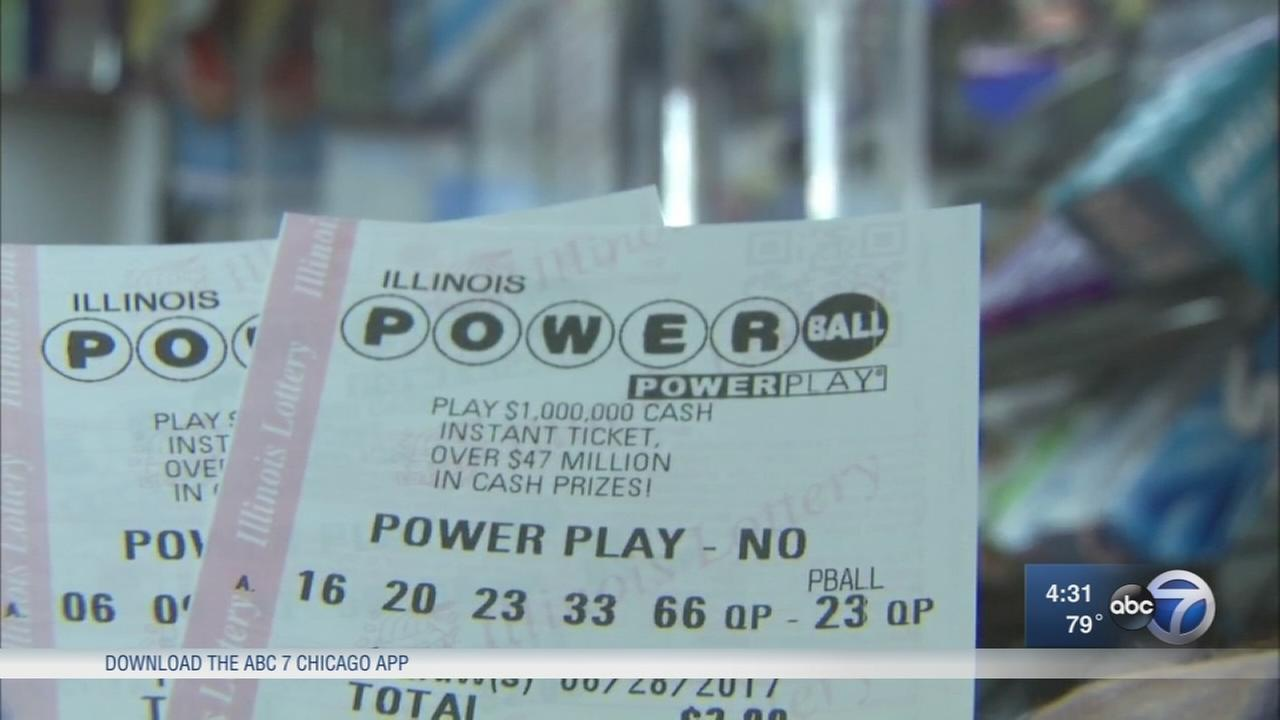 Without budget, Wednesdays Powerball final one for Illinois lotto players