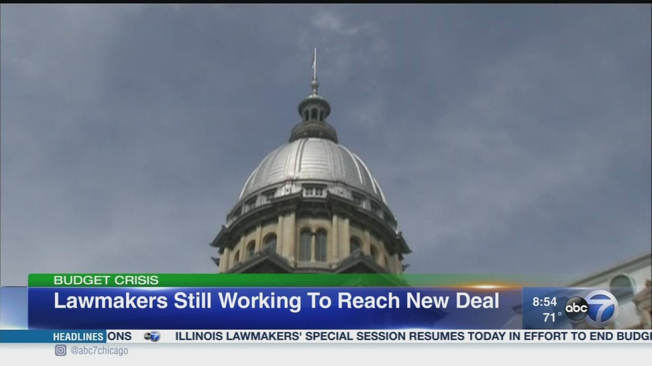 Weekend Watch: Illinois budget