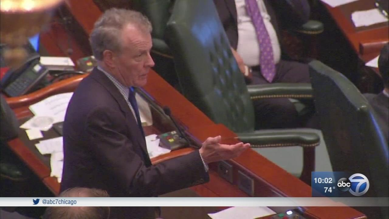 Speaker Madigan: Revenue vote now set for Sunday
