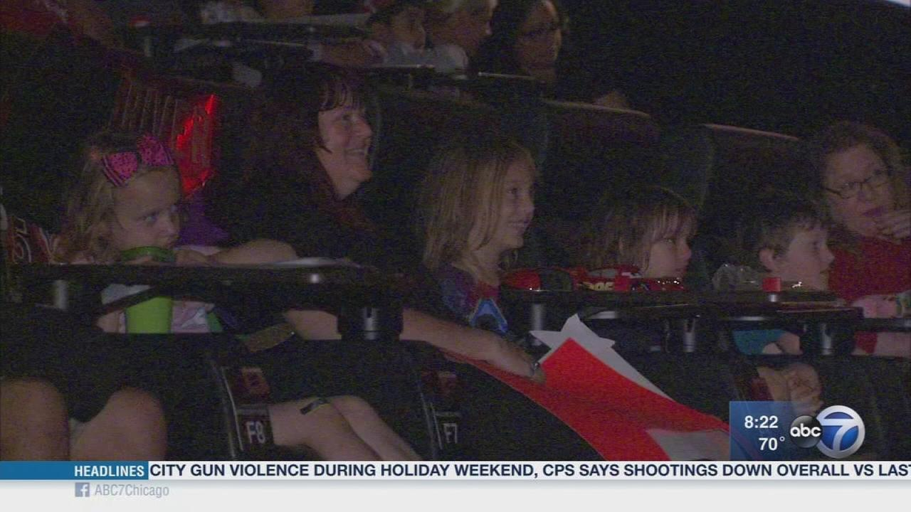 Chatham theater offers sensory-friendly screenings of kids movies