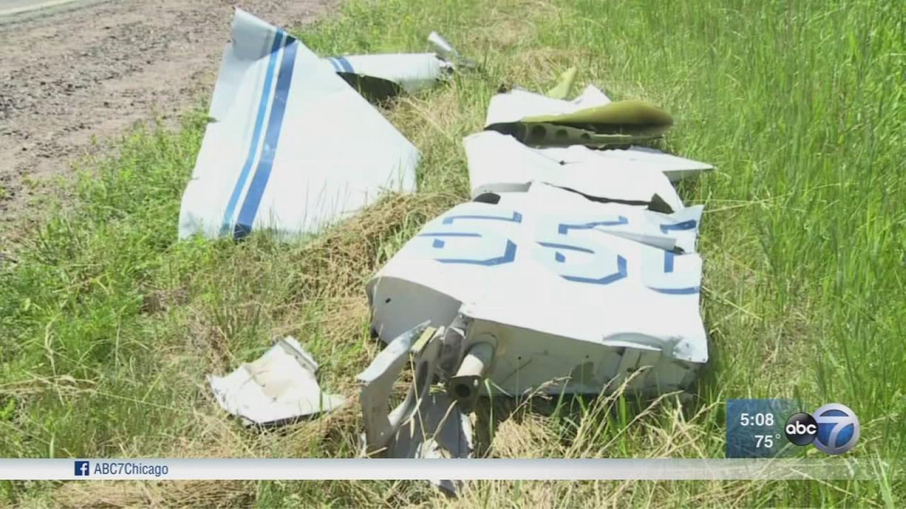 Authorities ID 6 killed in Wis. plane crash, including 5 from Ill.