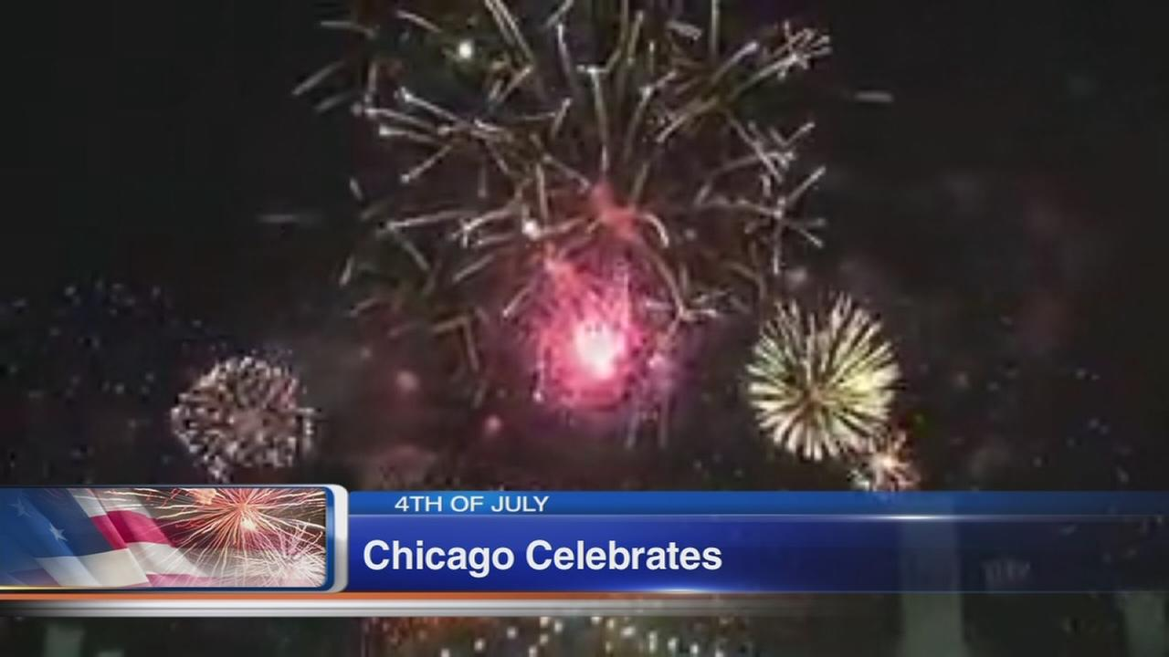 July Fourth in Chicago: Fireworks, food and fun