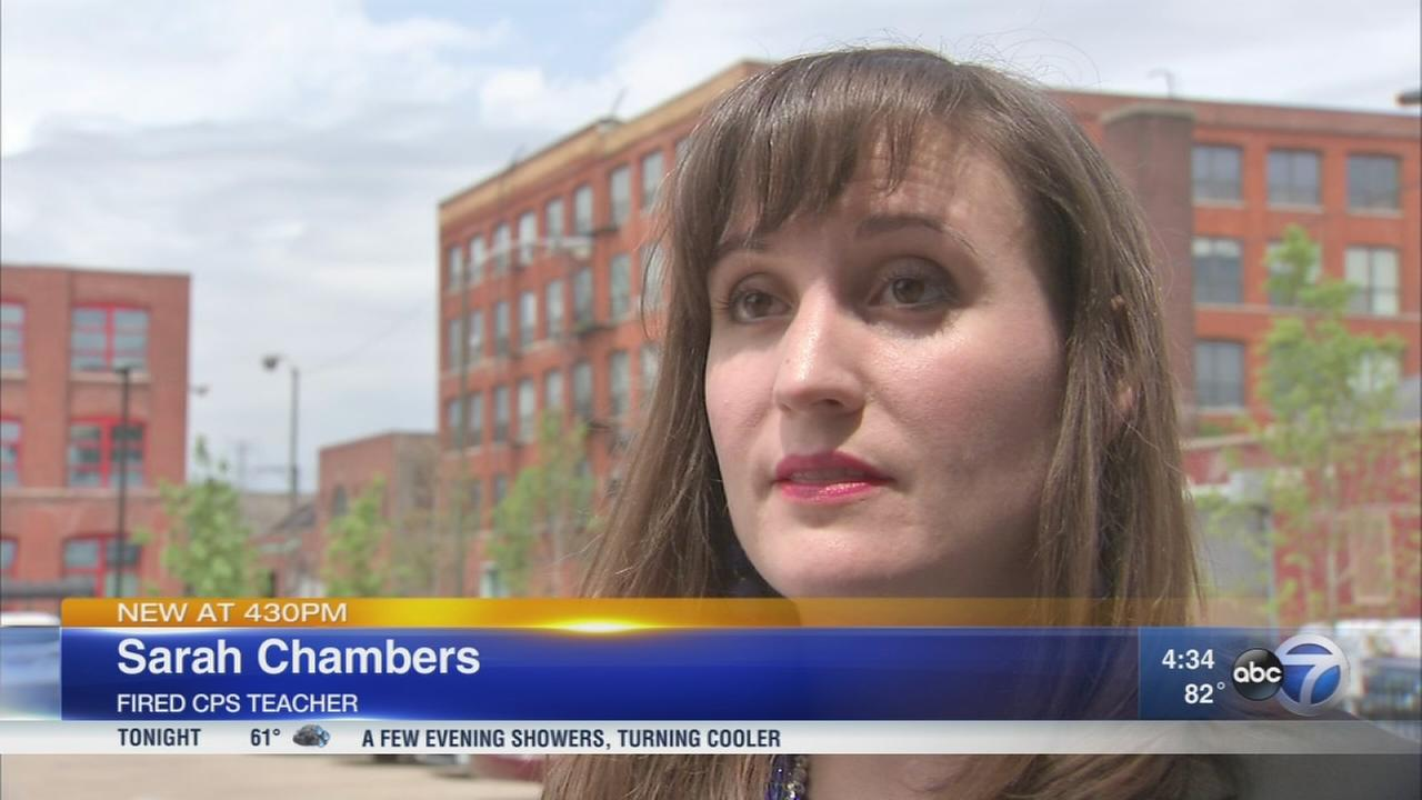 Special ed teacher sues CPS over firing