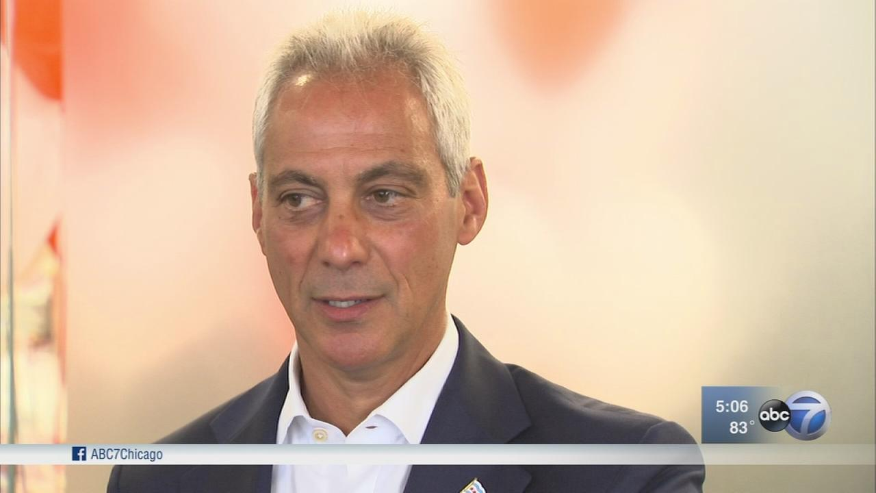 Rahm calls on Rauner to sign education funding bill left in limbo
