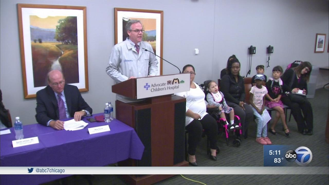 Childrens hospitals voice opposition to Trumpcare