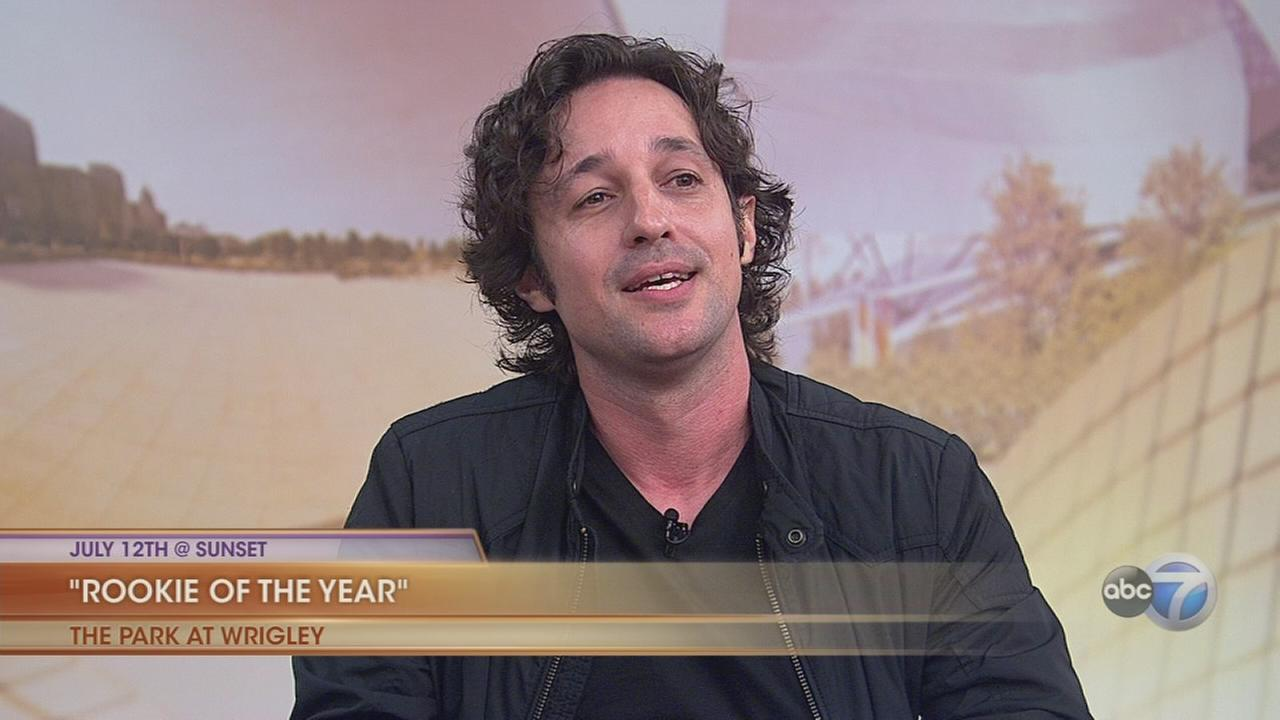 ?Rookie of the Year? actor Thomas Ian Nicholas