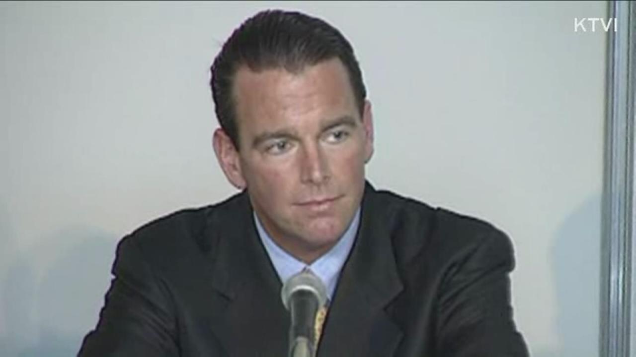 Former Anheuser Busch CEO arrested