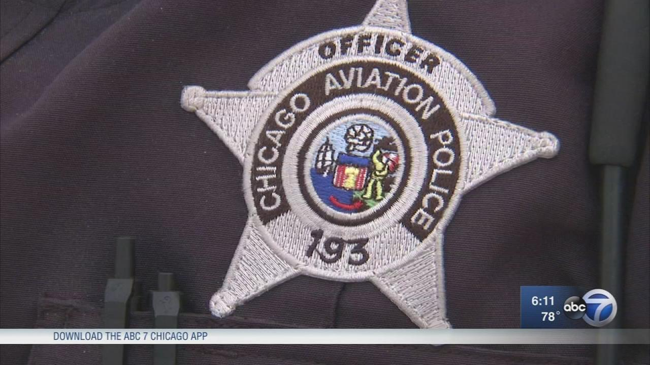 Chicago aviation police decertified by state