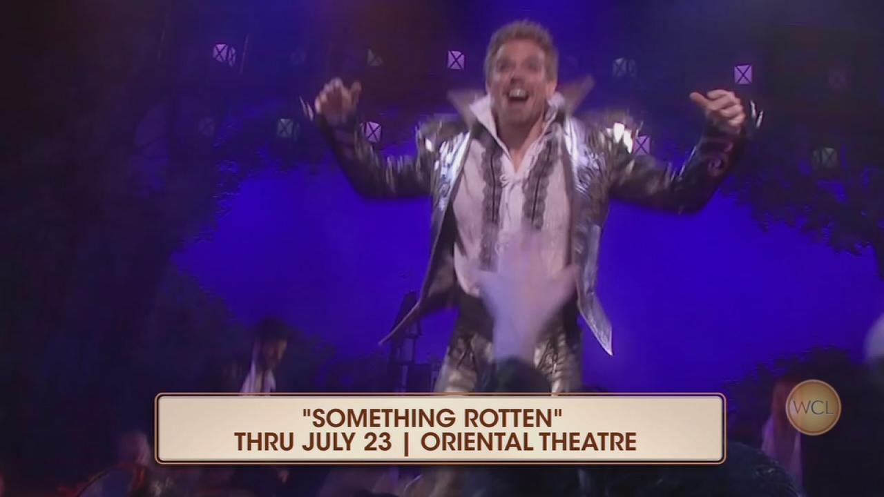 franklyHANK: ?Something Rotten? and Emmy Nominations
