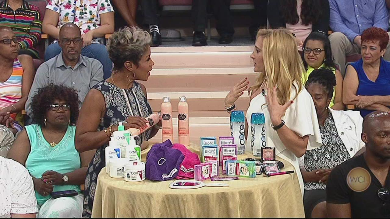 Brittney Levine reveals which drugstore products are used by celebs