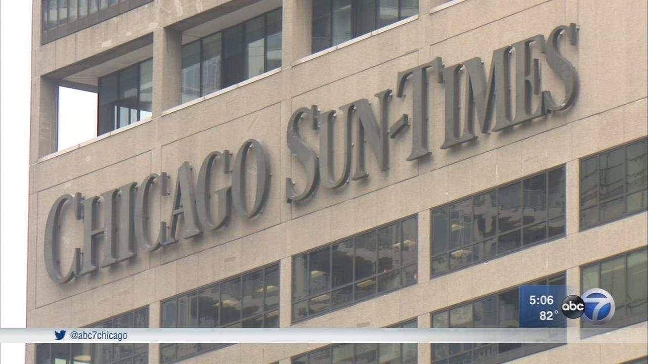 Chicago Sun-Times sold to group of investors