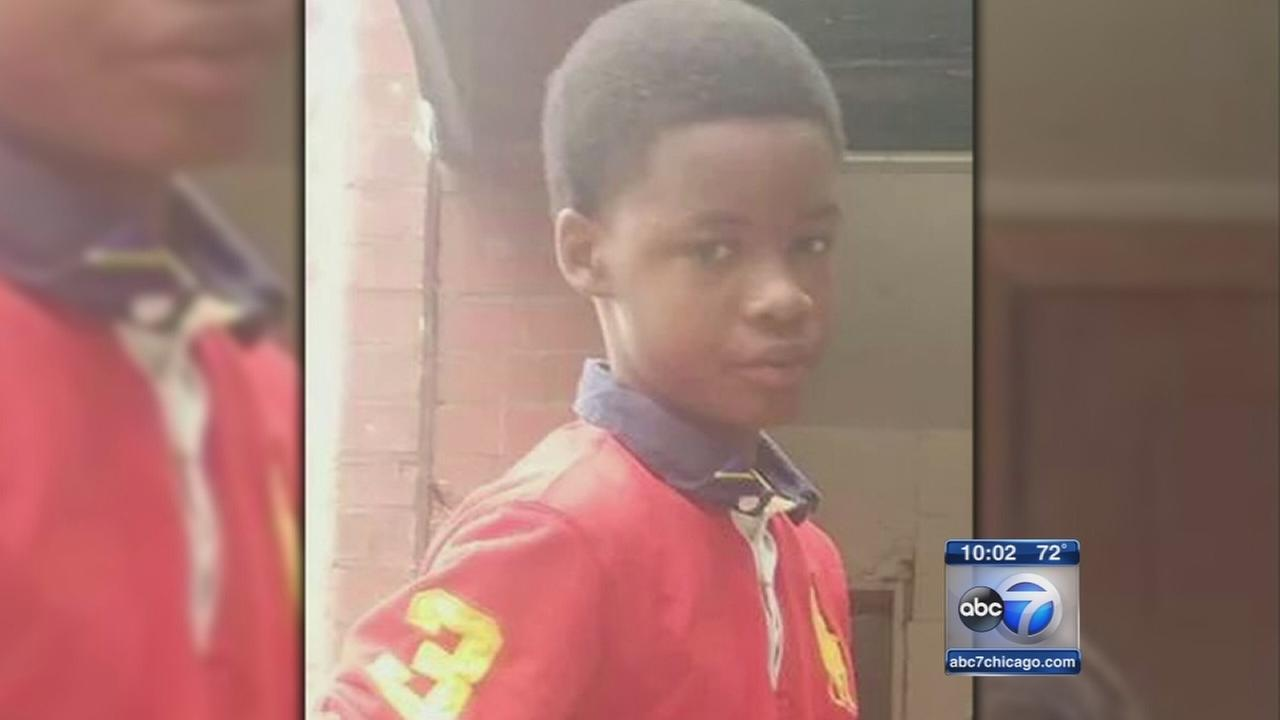 Boy, 13, killed in West Side shooting