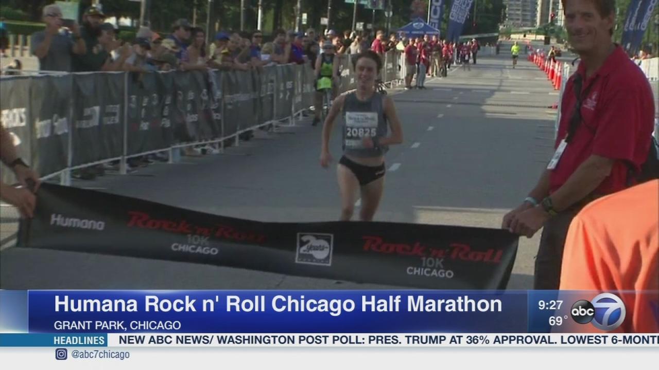 Humana Rock ?n? Roll Half Marathon hits Chicago