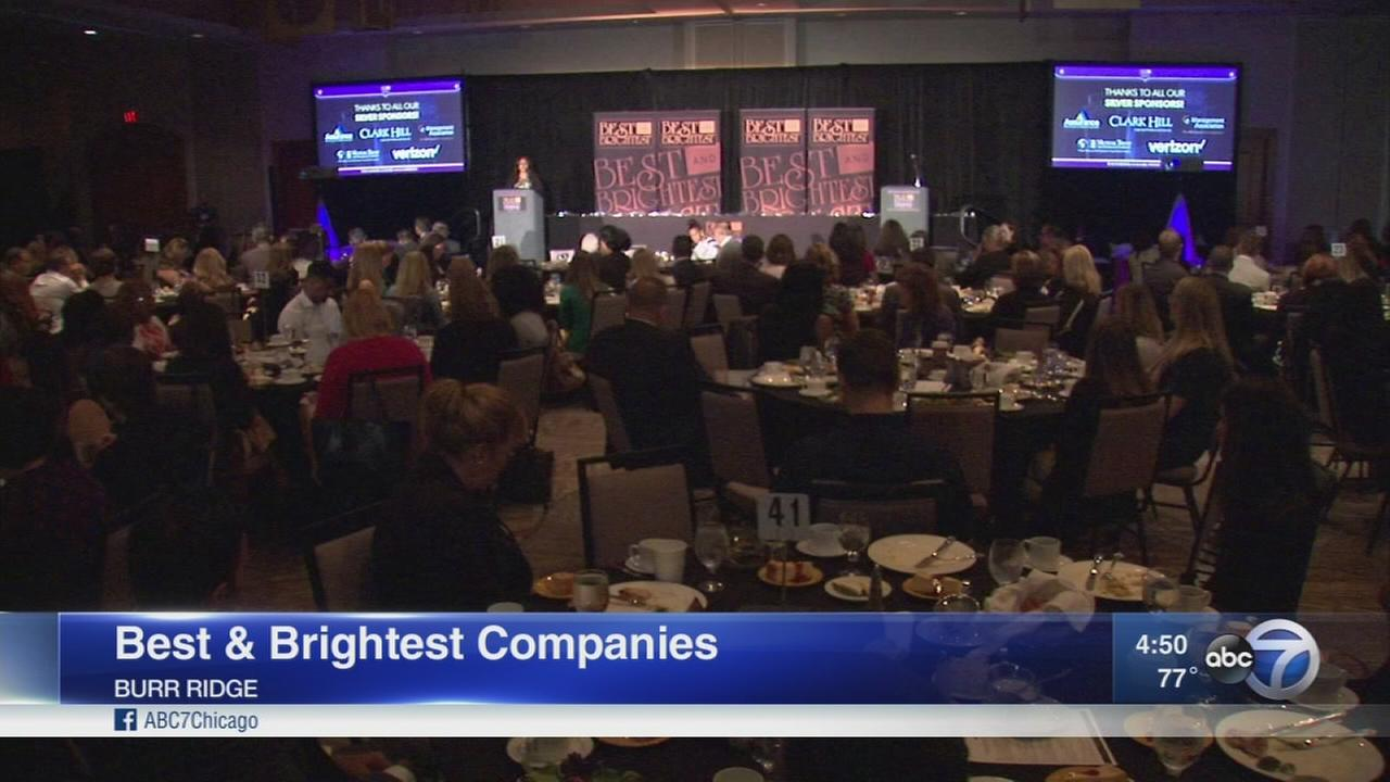 Chicagos top employers recognized