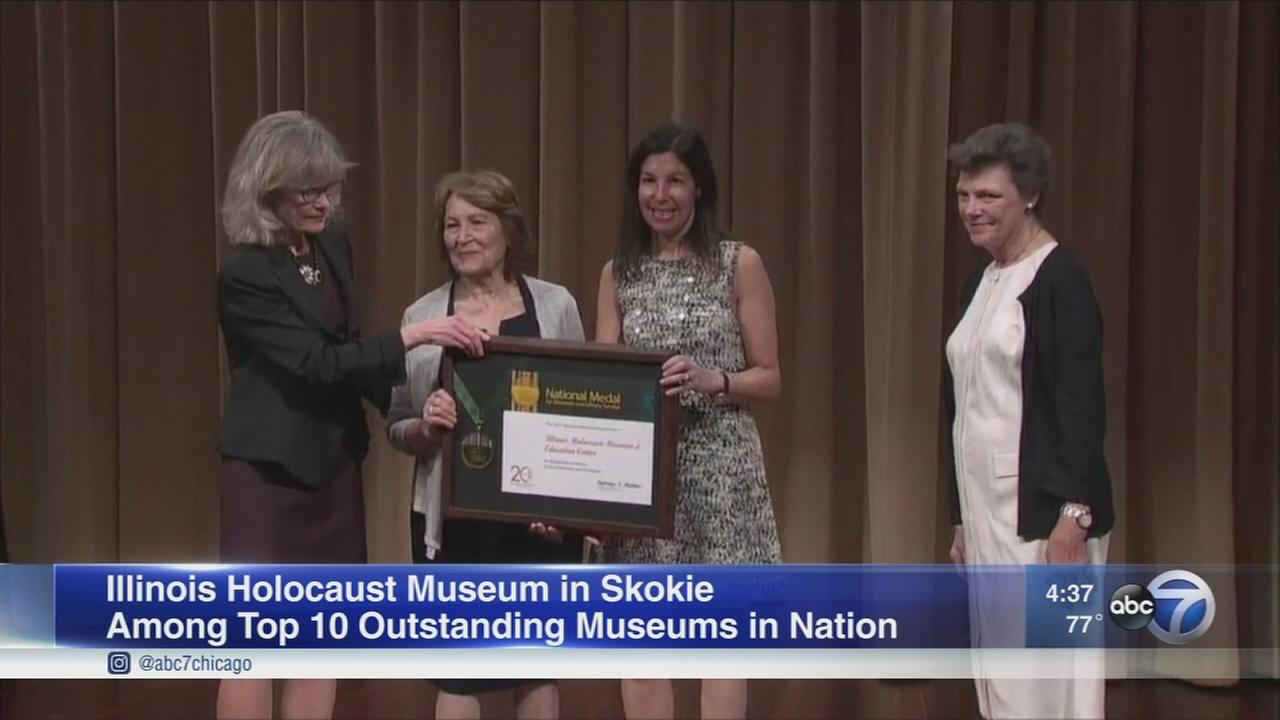 Skokie?s Holocaust museum named among top 10 museums in country
