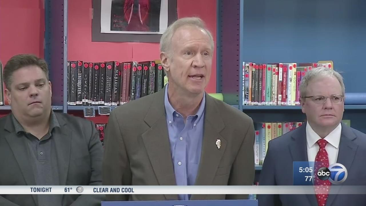 Rauner opposes school funding bill
