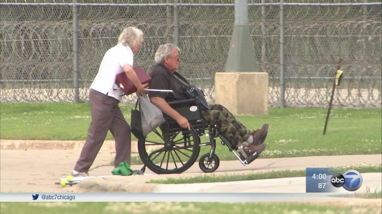 Dennis Hastert released from prison