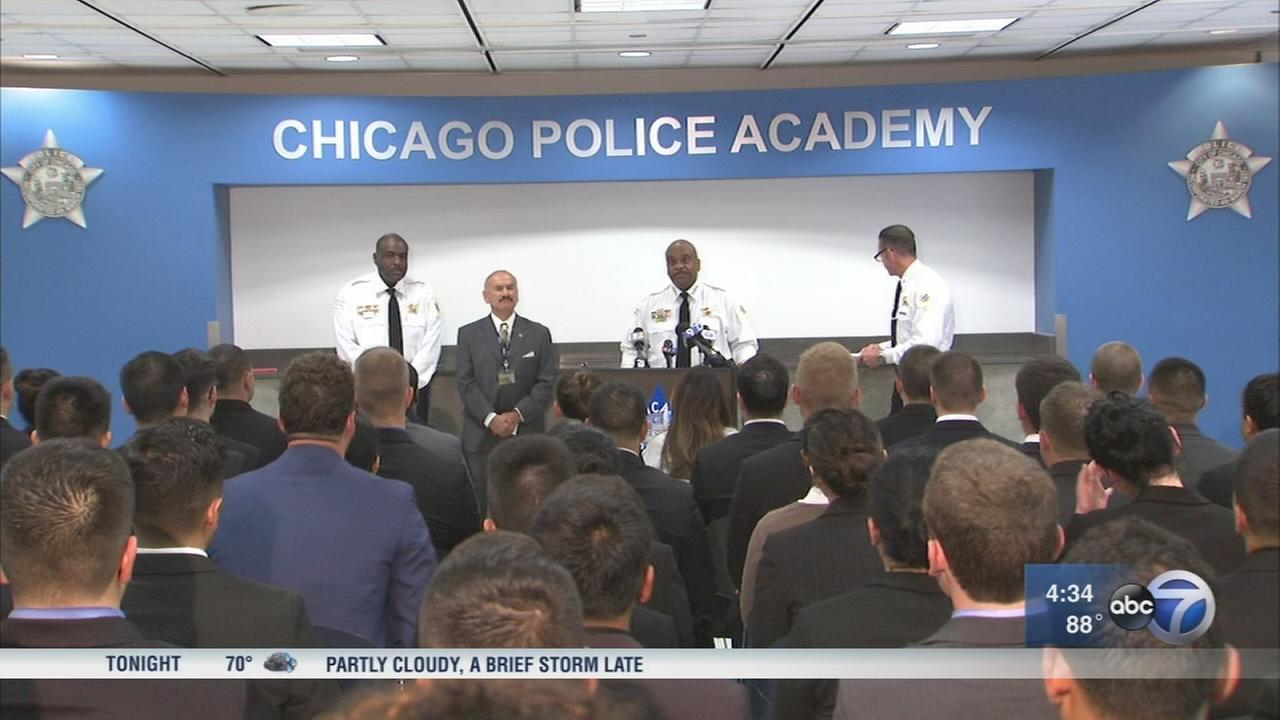 CPD recruits graduate from academy