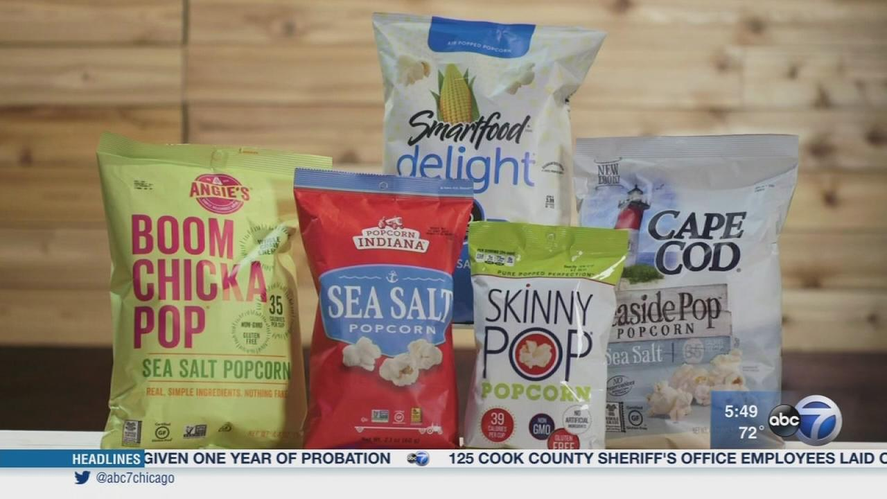Consumer Reports: How healthy is ready-to-eat popcorn?