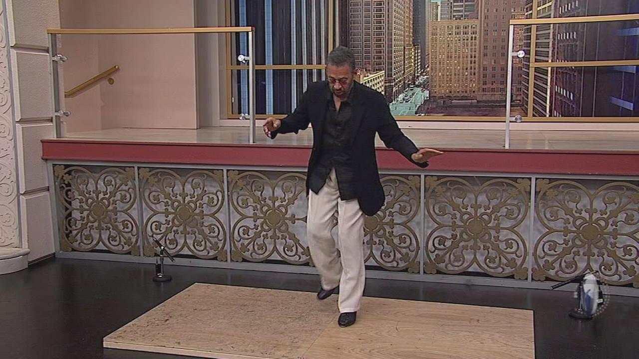 Legendary tap dancer Maurice Hines