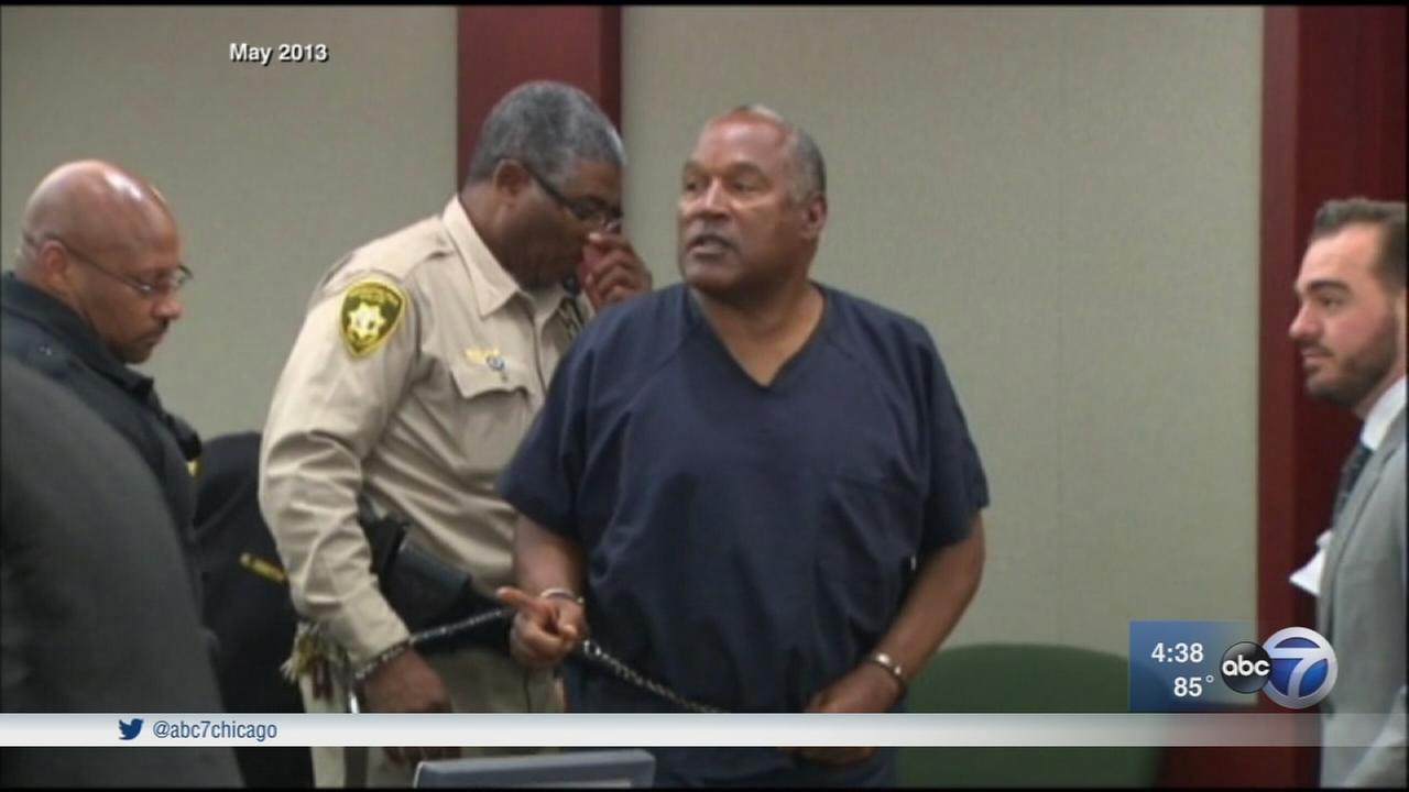 OJ Simpson to face Nevada parole board with freedom in sight