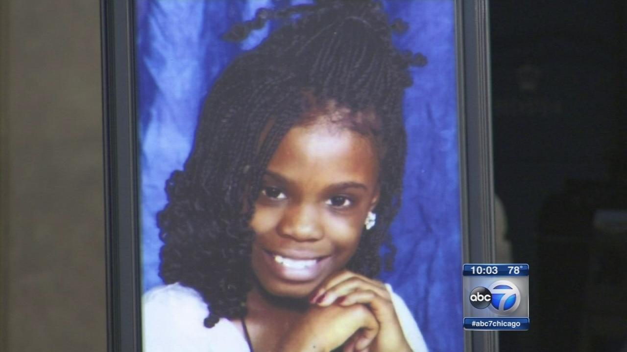 Mourners gather for Shamiya Adams funeral