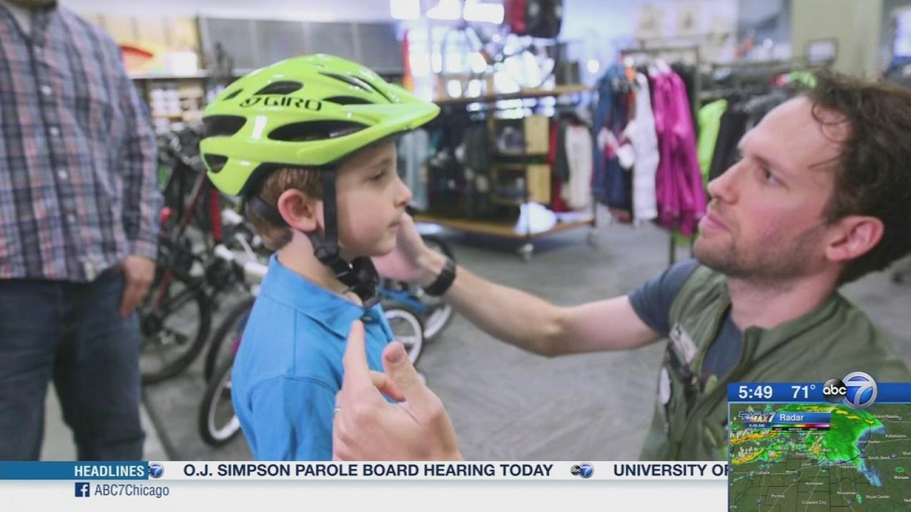 Consumer Reports: Take care of your bike helmet