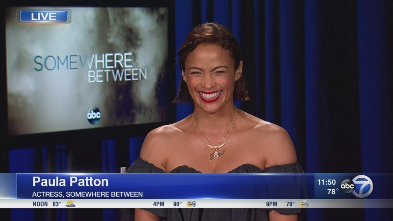 Paula Patton talks about new ABC show, ?Somewhere Between?