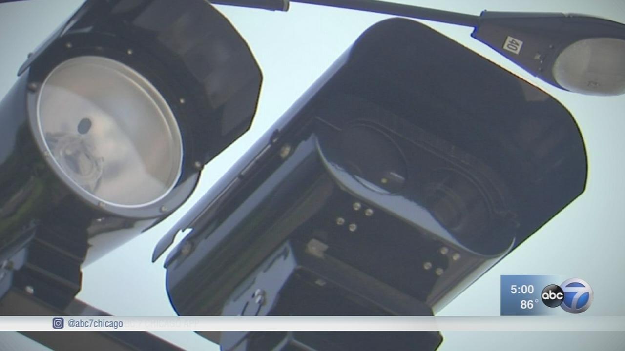 Chicago red-light camera settlement worth $38.75 million