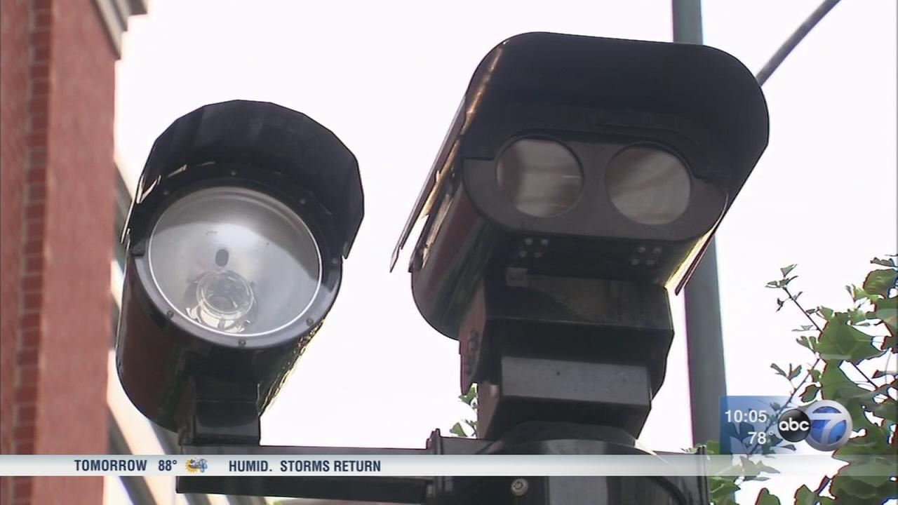 Chicago red-light camera settlement worth $38.75 million