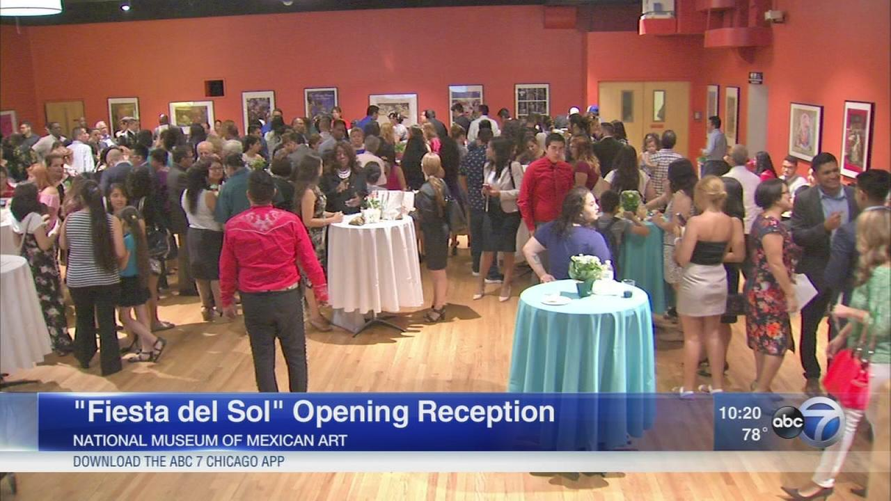 Fiesta Del Sol kickoff reception held in Pilsen